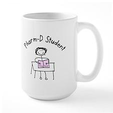 Stick People Occupations Mug