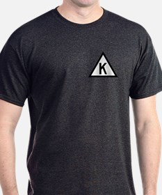 Triangle K T-Shirt (Dark)