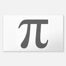Pi Decal