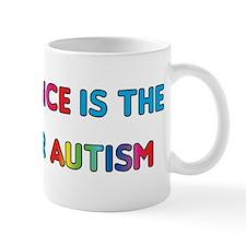 Autism Acceptance Mug