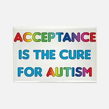 Autism Acceptance Rectangle Magnet (10 pack)
