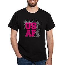 Proud USAF Fiancee T-Shirt