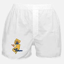 ILY New Jersey Boxer Shorts