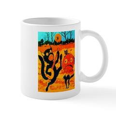Banjo Cat Crepe Mug
