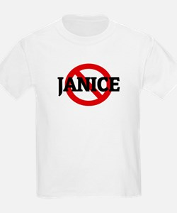 Anti-Janice Kids T-Shirt