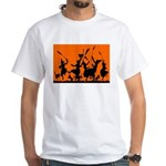 Witches Dance 2 White T-Shirt