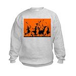 Witches Dance 2 Kids Sweatshirt