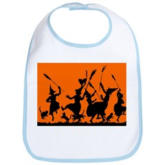 Witches Dance 2 Bib