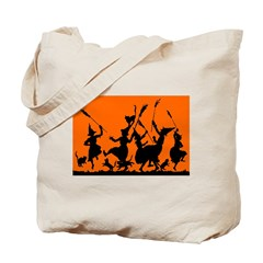 Witches Dance 2 Tote Bag