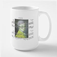 Musicians Large Mug