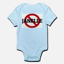 Anti-Janelle Infant Creeper