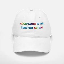 Autism Acceptance Baseball Baseball Cap