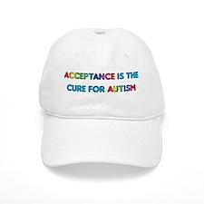 Autism Acceptance Baseball Cap