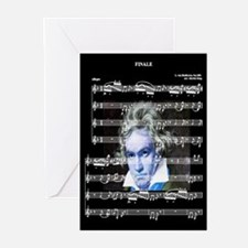 Musicians Greeting Cards (Pk of 20)