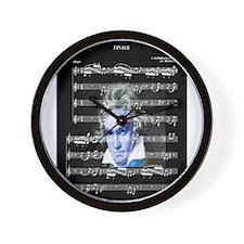 Musicians Wall Clock