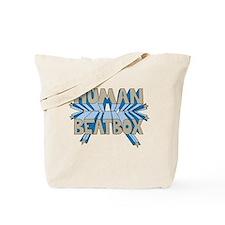 Human Beatbox Tote Bag
