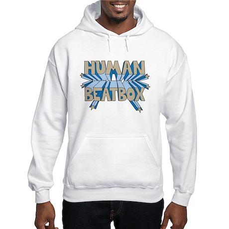 Human Beatbox Hooded Sweatshirt