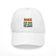MIKE - The Lengend Baseball Cap