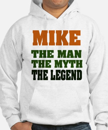 MIKE - The Lengend Hoodie Sweatshirt