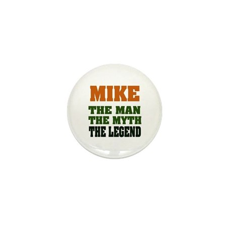 MIKE - The Lengend Mini Button