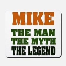 MIKE - The Lengend Mousepad