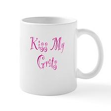 Kiss My Grits Mug
