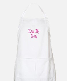 Kiss My Grits Apron