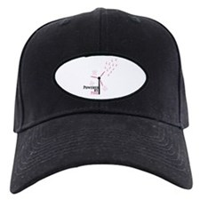 Powered by Pink (Turbine) Baseball Hat