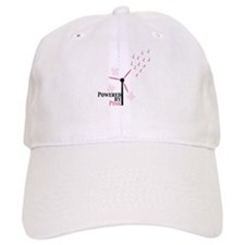 Powered by Pink (Turbine) Baseball Cap