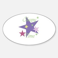 Sleepy Time Decal