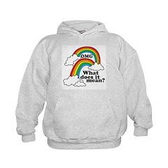 Double Rainbow Hoodie