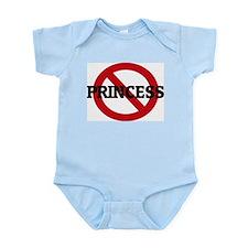 Anti-Princess Infant Creeper