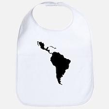 Latin South America Bib