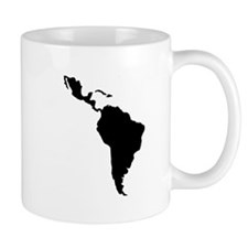 Latin South America Mug