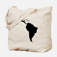 Latin South America Tote Bag