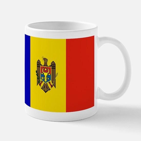 Moldovan Flag Mug