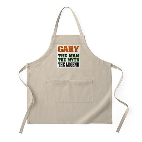 GARY - the Legend BBQ Apron