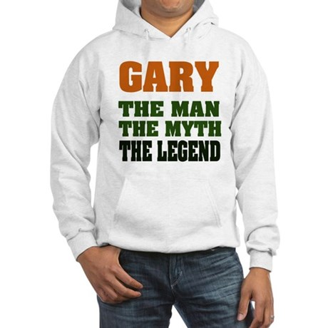 GARY - the Legend Hooded Sweatshirt