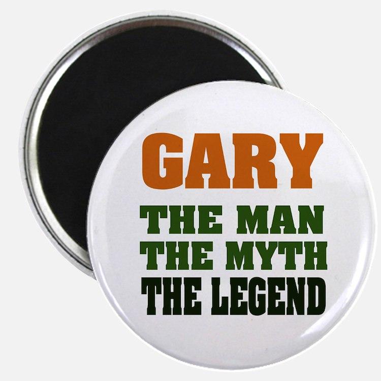 GARY - the Legend Magnet