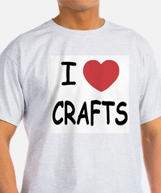 I heart crafts T-Shirt