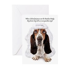 Cute Loss dog Greeting Cards (Pk of 10)