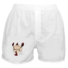 The red lobster Boxer Shorts