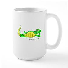 The cool gator Mug