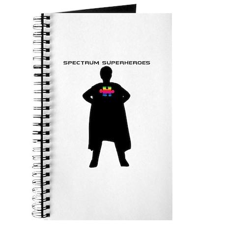 Spectrum Superhero Journal