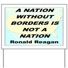 A NATION WITHOUT BORDERS IS NOT A NATION