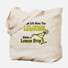 Cute Lemonade Tote Bag