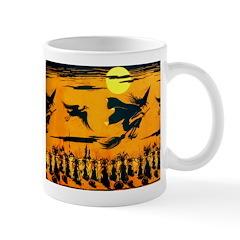 Flying Witches Mug