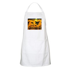 Flying Witches Apron