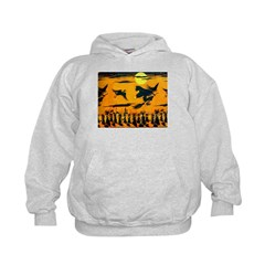 Flying Witches Hoodie