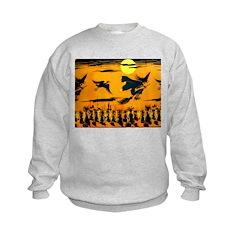 Flying Witches Sweatshirt